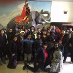 Marnitta Leading Black history Trip to Baltimore with citizens