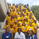 Marnitta and the leadership camp (1)