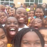 Marnitta and the leadership camp (2)